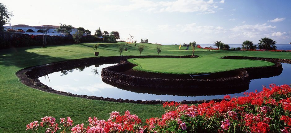 Amarilla Golf & Country Club Tenerife golfpályái