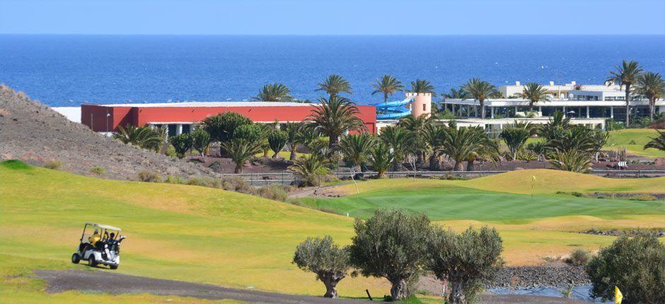 Playitas Golf Club Fuerteventura golfpályái