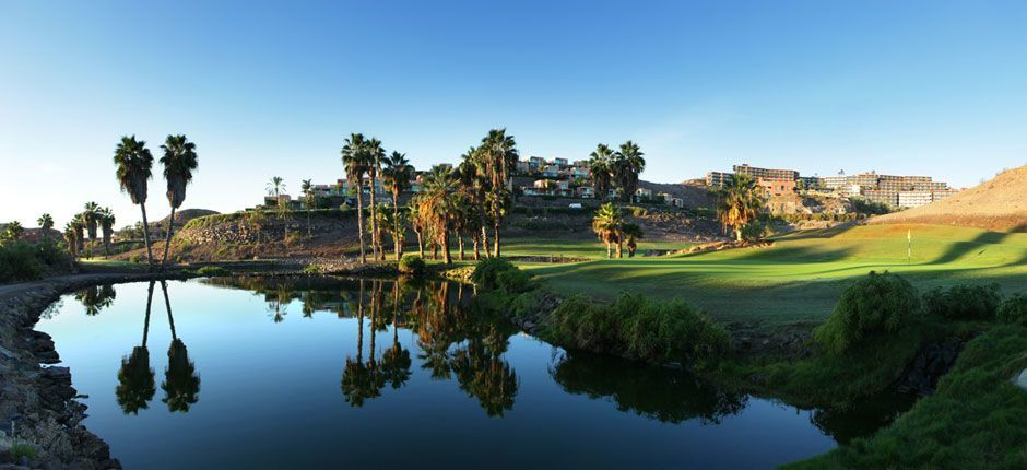 Salobre Golf & Resort Gran Canaria golfpályái